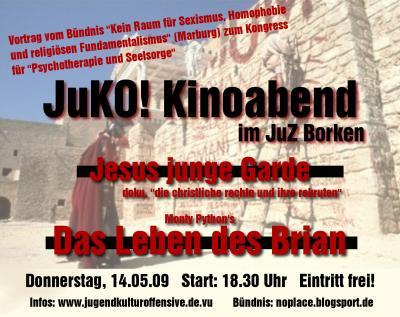 JuKO! Kino Flyer